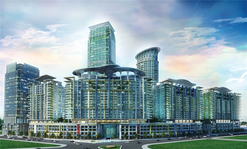 《加华集团》柬埔寨房地产开发商