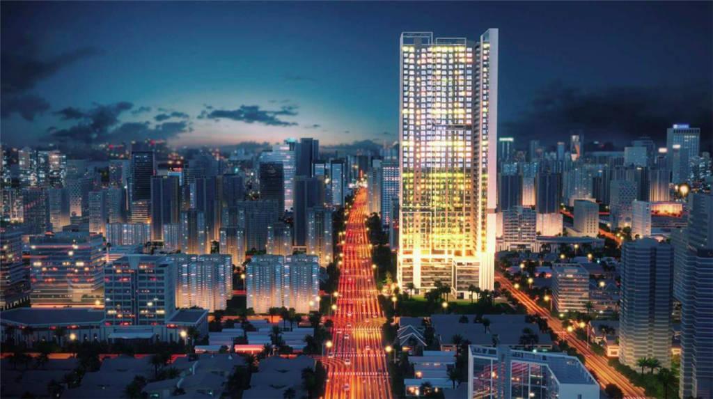 柬埔寨金边期房《雅居乐·天悦(Agile Sky Residence)》