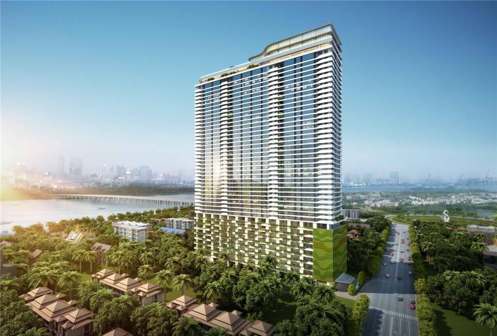 《万康国际投资发展有限公司》柬埔寨房地产开发商