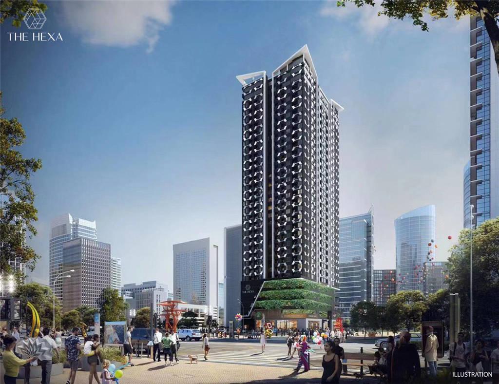 《圣家鑫集团》柬埔寨房地产开发商